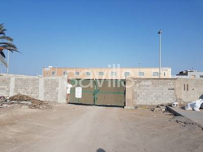 Industrial Land for Rent in Mussafah, Abu Dhabi - Industrial Land for lease in Musaffah