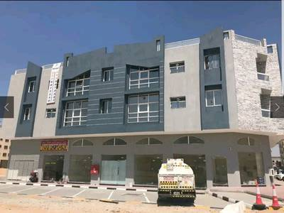 Building for Sale in Al Jurf, Ajman - G 2 BUILDING FOR SALE MAIN ROAD JURF
