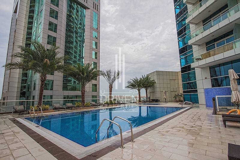 Up to 12 cheques|Fully Furnished 1BR Apt