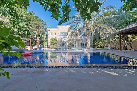 4 Bedroom Villa for Sale in Arabian Ranches, Dubai - Exclusive | Upgraded Type 16 | Huge Plot