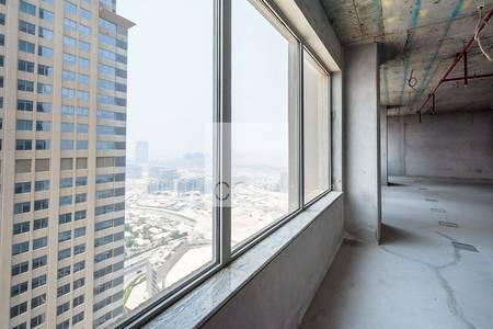 Office for Rent in Dubai Media City, Dubai - Well located office in Business Central B