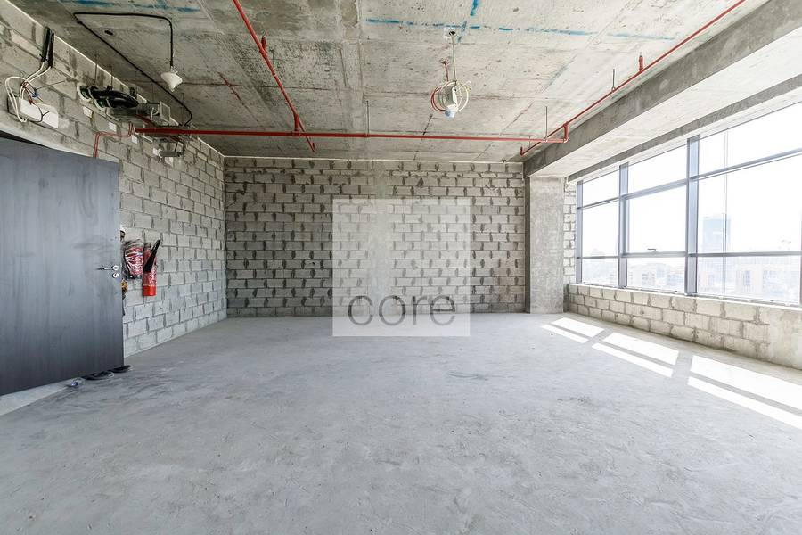 2 Vacant shell and core office in The Onyx