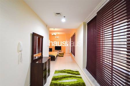 Studio for Sale in Dubai Residence Complex, Dubai - Largest Studio |  Unfurnished | Tenanted