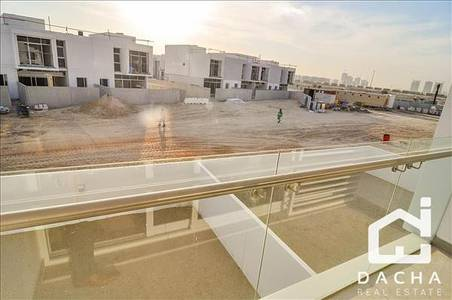 تاون هاوس  للايجار في مدن، دبي - Single Row - 3 bed + M