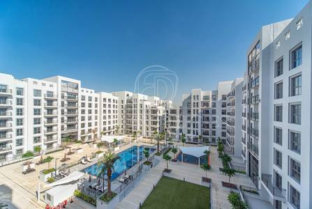 2 Bedroom Flat for Rent in Town Square, Dubai - Exclusive unit | High Floor | Pool Facing
