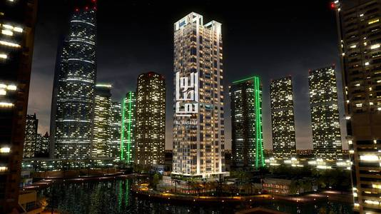 1 Bedroom Apartment for Sale in Jumeirah Lake Towers (JLT), Dubai - Luxury 1 bedroom apartments in the heart of jumeirah..