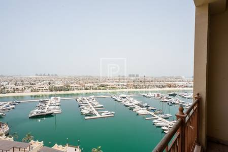2 Bedroom Flat for Sale in Palm Jumeirah, Dubai - Type C - Sea view - Vacant - Fitted Kitchen