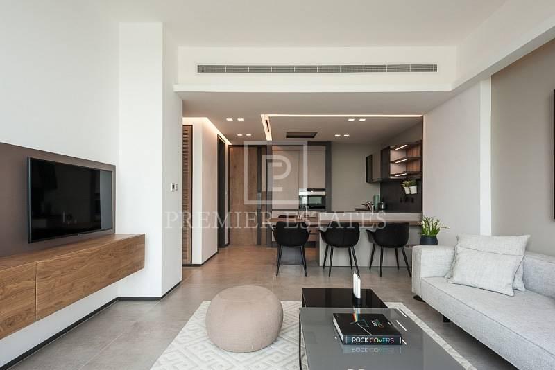 Uniquely Designed Exclusive 1 bedroom Apts