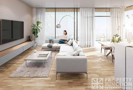 4 Bedroom Apartment for Sale in Bluewaters Island, Dubai - Premium Sea Facing Ready 4 Bedroom Apt