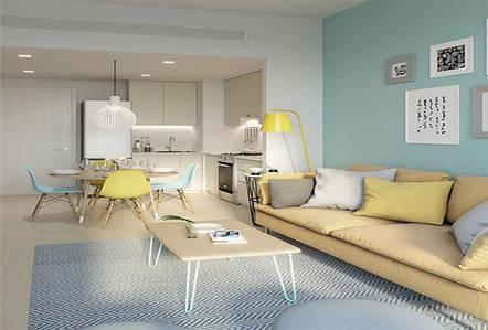 1 Bedroom Apartment for Sale in Town Square, Dubai - 1 BR l UNA Apartments Nshama Town Square.