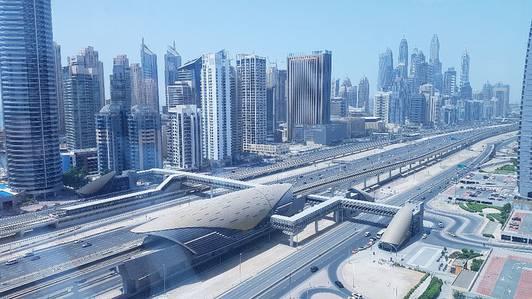 Office for Rent in Jumeirah Lake Towers (JLT), Dubai - Office Space | High Floor | Near Metro