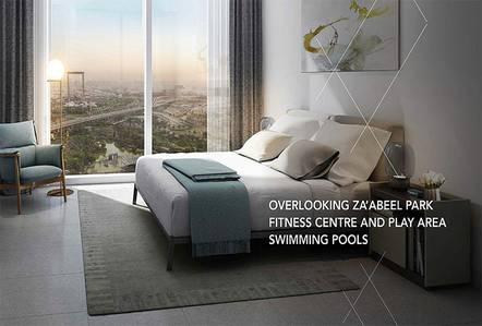 1 Bedroom Apartment for Sale in Bur Dubai, Dubai - No Commission Skyline View Vida Zaabeel.