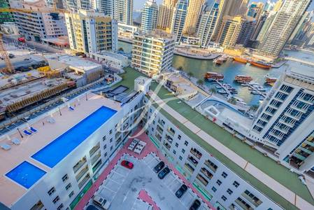 2 Bedroom Apartment for Rent in Dubai Marina, Dubai - Book Now - Spacious - Unfurnished 2 BR