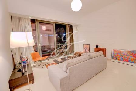 1 Bedroom Flat for Rent in Dubai Marina, Dubai - Book Now - 1 BR Unfurnished - Marina View