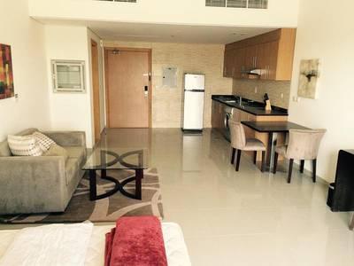 Studio for Rent in Arjan, Dubai - DESIGNER  FURNISHED STUDIO IN ARJAN