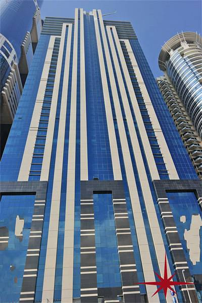 Office for Sale in Sheikh Zayed Road, Dubai - Shell and Core Office On Main SZR at a Low Price