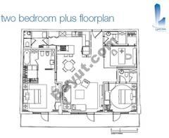 2 Bedroom Plus