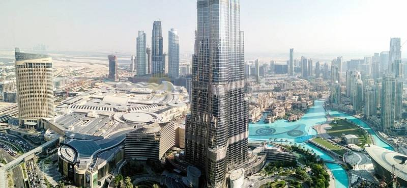 20  3BR+M Full Burj View Great price