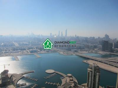 1 Bedroom Flat for Rent in Al Reem Island, Abu Dhabi - Best view in Marina Square