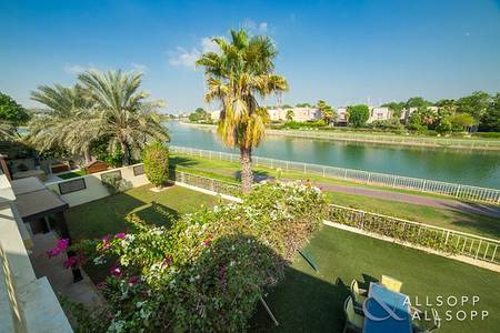 4 Bedroom Villa for Rent in The Springs, Dubai - 4 Bed | Fully Upgraded | Full Lake Views