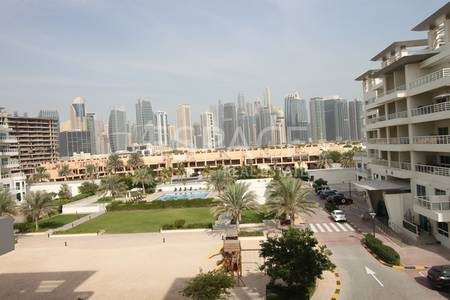 3 Bedroom Apartment for Rent in Jumeirah Heights, Dubai - 3 BED+ MAID UNFURNISHED JLT VIEW AVAILABLE ON 2ND FEBRUARY