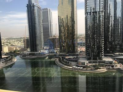 1 Bedroom Flat for Rent in Jumeirah Lake Towers (JLT), Dubai - Lake City Tower | Lake View | Fully Furnished