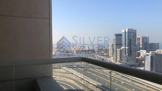 2 Bedroom Flat for Rent in Jumeirah Lake Towers (JLT), Dubai - Palladium Tower | Cluster C | High Floor