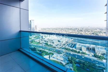3 Bedroom Apartment for Sale in Jumeirah Lake Towers (JLT), Dubai - Vacant| Full Park View| High Floor| 3 BR