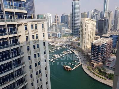 3 Bedroom Apartment for Sale in Dubai Marina, Dubai - Vacant and Brand New 3BR Apt | Marina and Sea View