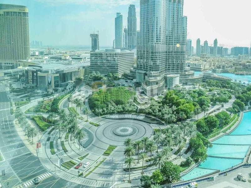 2 BEST 3 BED LAYOUT WITH BURJ KHALIFA VIEW