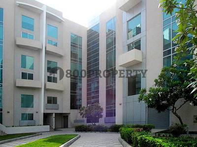 Office for Rent in Dubai Media City, Dubai - Fitted Office With Monthly Rental Payment Offer In Media City