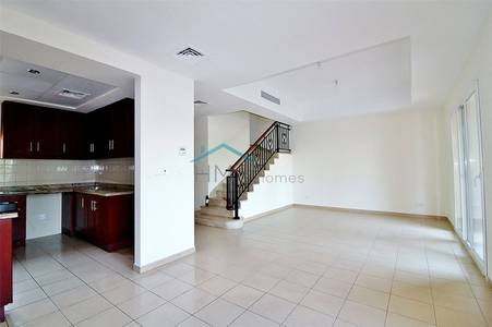 2 Bedroom Townhouse for Rent in Arabian Ranches, Dubai - Freshly Painted - Type C - Close to Pool