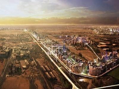 ارض استخدام متعدد  للبيع في داون تاون جبل علي، دبي - NO COMMISSION!! Mixed-Use Land in Downtown Jebel Ali