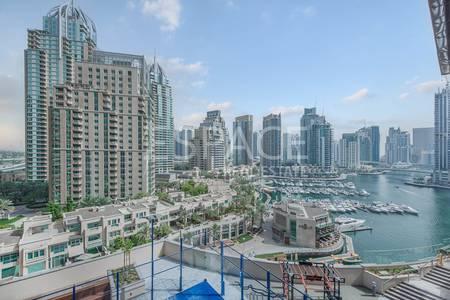 شقة 1 غرفة نوم للبيع في دبي مارينا، دبي - Best Floor Plan and Ready to Move in   Great View
