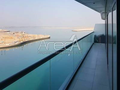 Beautiful Sea Front 2 Bed Apt with Facilities! Al Bandar, Al Raha Beach