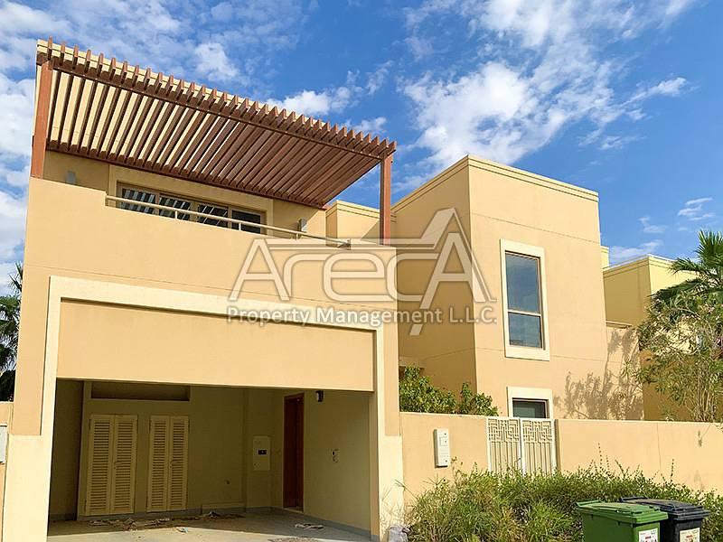 Incredibly Beautiful 4 Bed Villa in Yasmina Community, Al Raha Gardens!