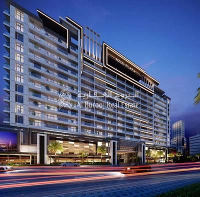2 Bedroom Apartment for Sale in Al Furjan, Dubai - Stylish Unit in Azizi Plaza at Al Furjan with 5% Booking