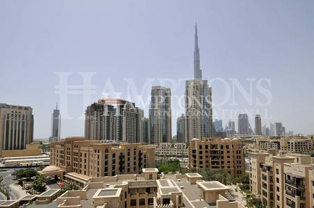 4 Bedroom Flat for Sale in Old Town, Dubai - Beautiful Spacious 4BR + M Penthouse
