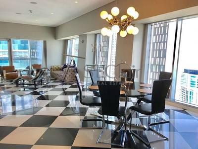 4 Bedroom Apartment for Rent in Dubai Marina, Dubai - Furlly furnished 4bhk apt at Cayan tower