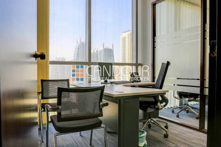 Fully Fitted and Furnished | Half Floor| Tiffany Tower JLT
