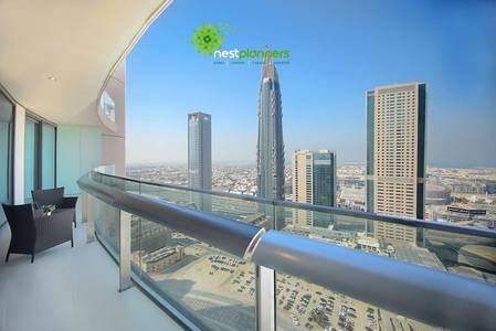 2 Bedroom Apartment for Rent in Downtown Dubai, Dubai - Beautiful Furnished | 2 Bedroom Downtown
