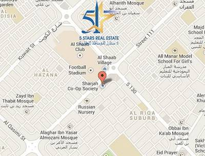 Mixed Use Land for Sale in Al Riqqa Suburb, Sharjah - Corner Plot for Sale at Al Riqqa Suburb