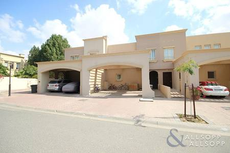 3 Bedroom Villa for Rent in The Springs, Dubai - Type 3M | Lake Views | Available