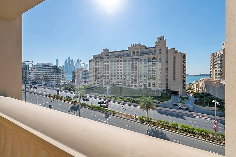 2 Most Spacious 1 Bed with Terrace | P/Sea