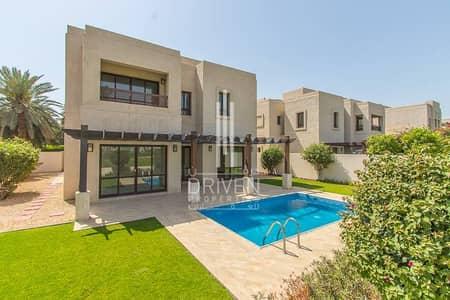 4 Bedroom Villa  Deira Golf Club For Rent Dubai