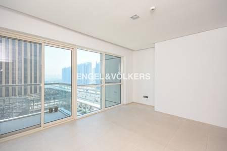 1 Bedroom Apartment for Sale in Dubai Marina, Dubai - Rented 1 BR   Partial Marina and SZR view