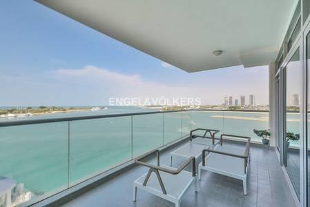 شقة 2 غرفة نوم للبيع في نخلة جميرا، دبي - Amazing view | Modern 2 BR | Beach access