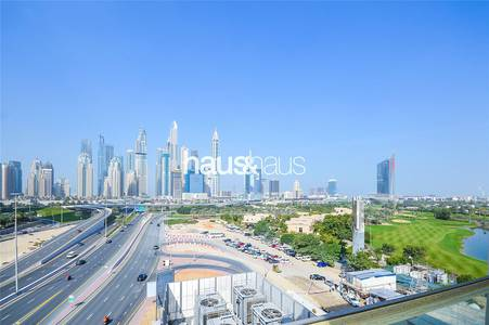 2 Bedroom Apartment for Rent in The Hills, Dubai - Brand New  | Available Now | Marina View