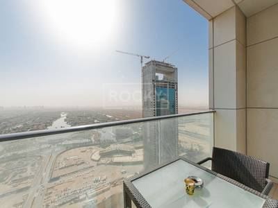 2 Bedroom Flat for Rent in Jumeirah Lake Towers (JLT), Dubai - Multiple Chq|Furnished|2 Bed|Bonnington JLT