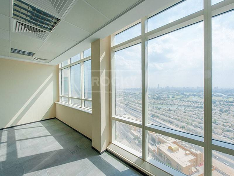 10  Jumeirah Lake Towers